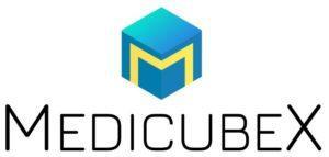 MedicubeX's logo