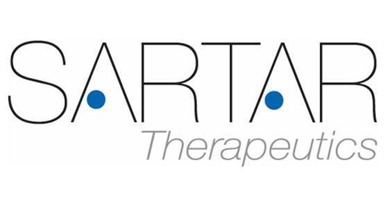Logo of Sartar Therapeutics.