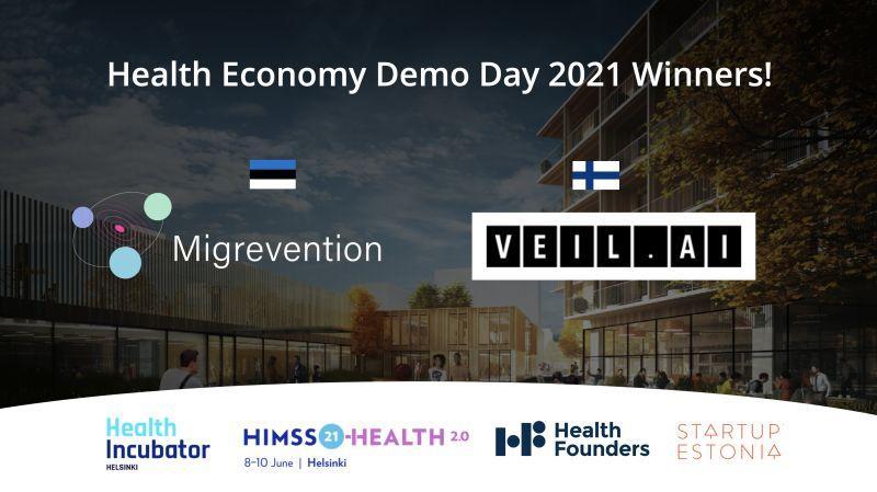 First ever Estonian-Finnish showcase of potential future health tech unicorns
