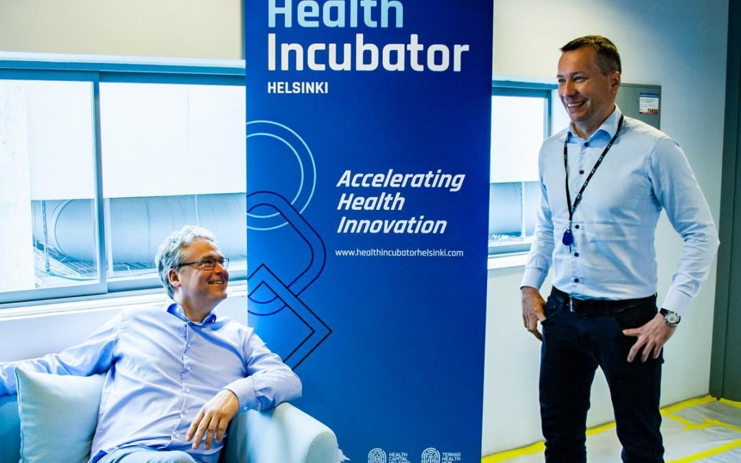 Business incubator boosts success in the health tech sector