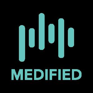 Medified's logo