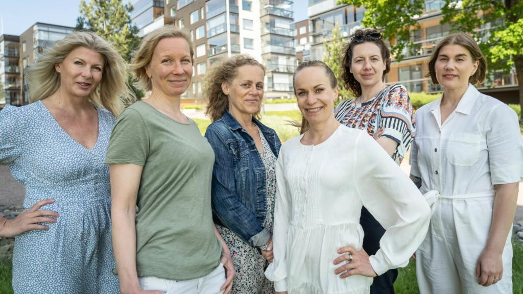 Team of Nordic Fit Mama