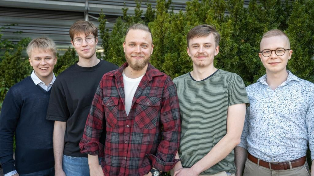 Evexia's team