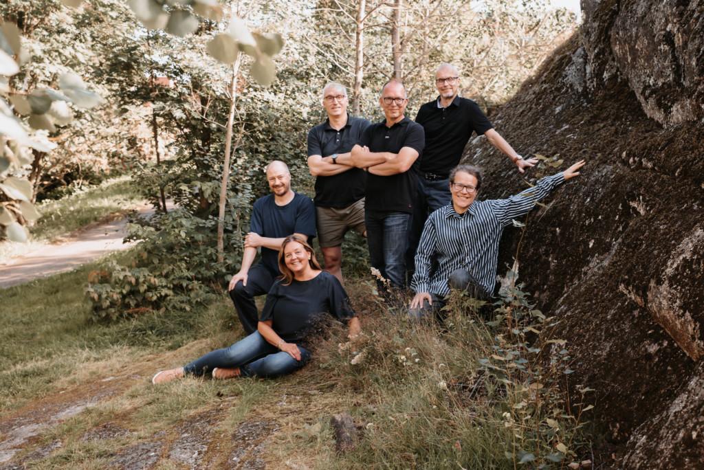 Uute Scientific's team
